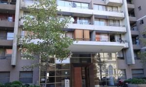departamento morandé 580 piso 19 amoblado suite