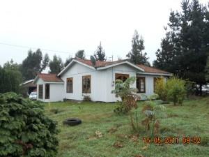 permuto casa con terreno