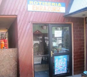 local comercial barrio residencial valdivia.