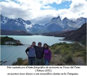 full day torres del paine + glaciar perito moreno + navegaci�n glaciares
